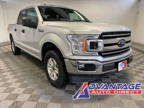 2018 Ford F-150 for sale at Advantage Auto Direct in Kent WA
