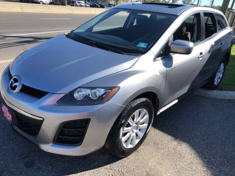 2011 Mazda CX-7 for sale at STATE AUTO SALES in Lodi NJ