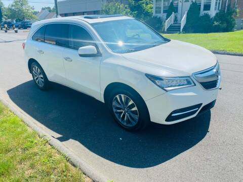 2014 Acura MDX for sale at Kensington Family Auto in Berlin CT