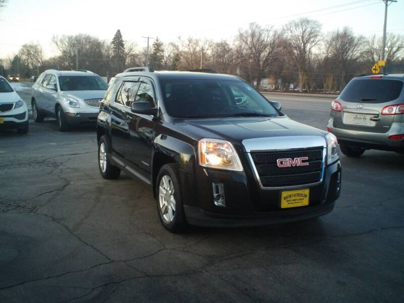 2013 GMC Terrain for sale at BestBuyAutoLtd in Spring Grove IL