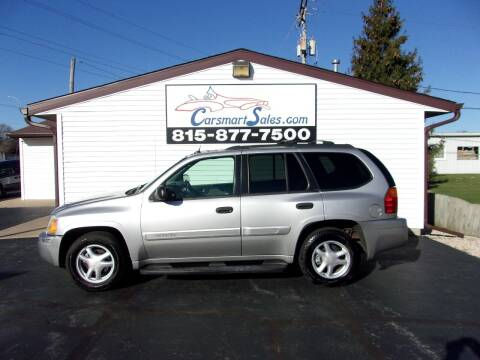 2004 GMC Envoy for sale at CARSMART SALES INC in Loves Park IL