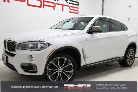 2016 BMW X6 for sale at Fishers Imports in Fishers IN