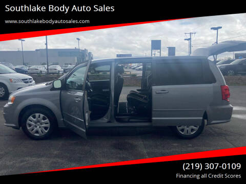 2013 Dodge Grand Caravan for sale at Southlake Body Auto Sales in Merrillville IN