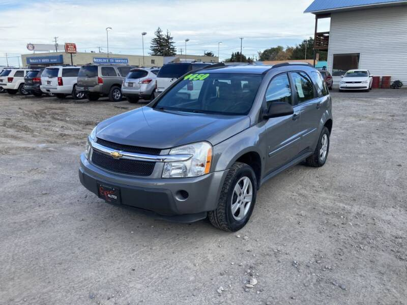 2006 Chevrolet Equinox for sale at Epic Auto in Idaho Falls ID