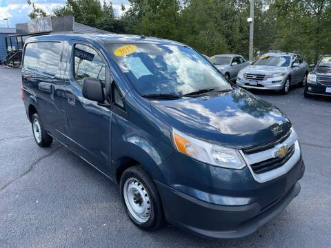 2015 Chevrolet City Express Cargo for sale at LexTown Motors in Lexington KY