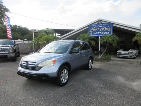 2009 Honda CR-V for sale at NEXT RIDE AUTO SALES INC in Tampa FL