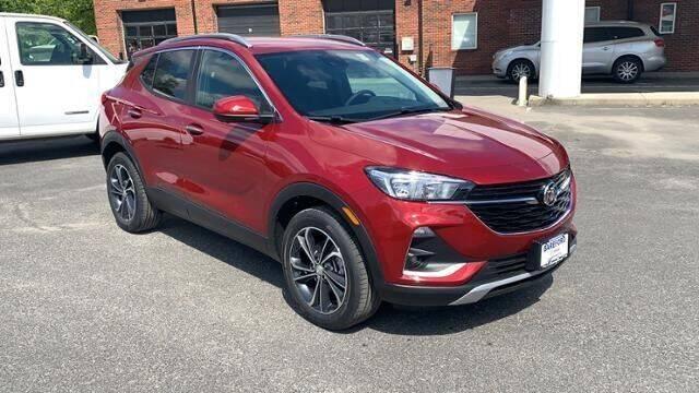 2021 Buick Encore GX for sale in Tappahannock, VA