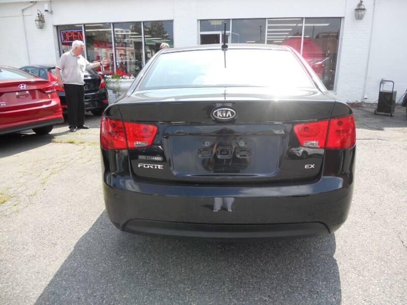 2012 Kia Forte for sale at LYNN MOTOR SALES in Lynn MA