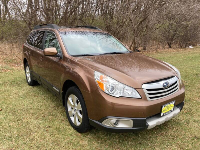2011 Subaru Outback for sale at M & M Motors in West Allis WI