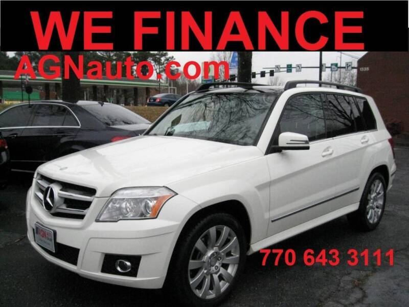 2012 Mercedes-Benz GLK for sale in Roswell, GA