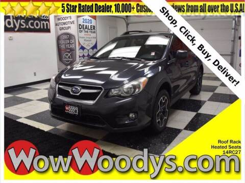 2014 Subaru XV Crosstrek for sale at WOODY'S AUTOMOTIVE GROUP in Chillicothe MO