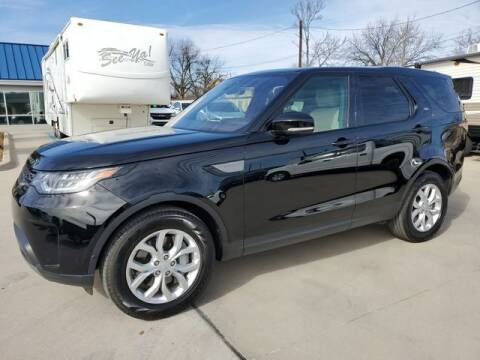 2020 Land Rover Discovery for sale at Kell Auto Sales, Inc - Grace Street in Wichita Falls TX