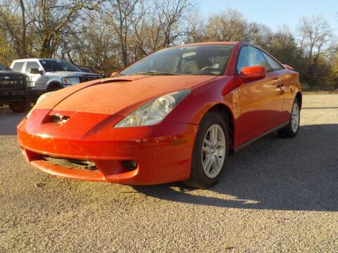 2000 Toyota Celica for sale at Empire Auto Remarketing in Shawnee OK