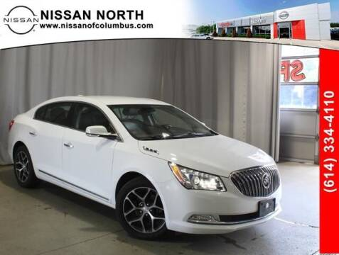2016 Buick LaCrosse for sale at Auto Center of Columbus in Columbus OH