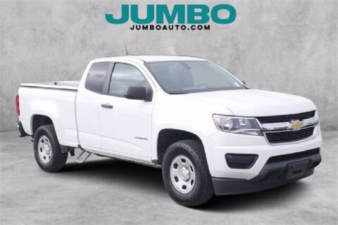 2016 Chevrolet Colorado for sale at Jumbo Auto & Truck Plaza in Hollywood FL