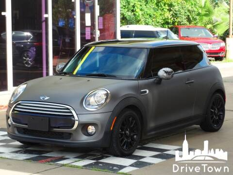 2015 MINI Hardtop 2 Door for sale at Drive Town in Houston TX