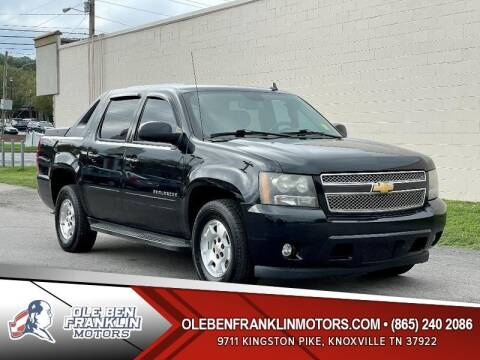 2010 Chevrolet Avalanche for sale at Ole Ben Franklin Motors Clinton Highway in Knoxville TN
