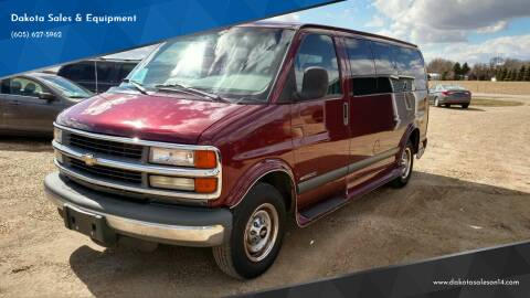 1997 Chevrolet Express Passenger for sale at Dakota Sales & Equipment in Arlington SD