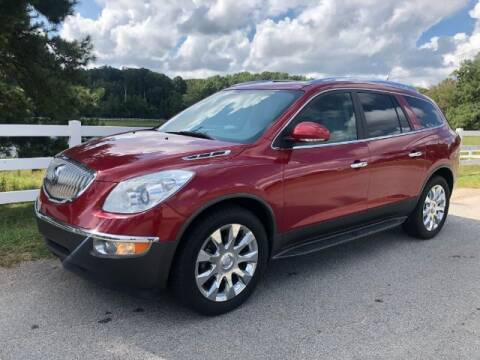 2012 Buick Enclave for sale at Cross Automotive in Carrollton GA