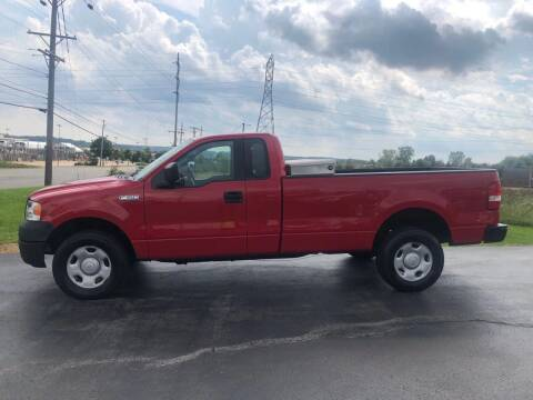 2005 Ford F-150 for sale at Country Auto Sales in Boardman OH
