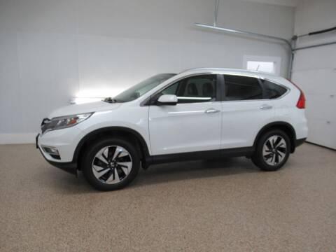2015 Honda CR-V for sale at HTS Auto Sales in Hudsonville MI