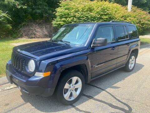 2014 Jeep Patriot for sale at Padula Auto Sales in Braintree MA