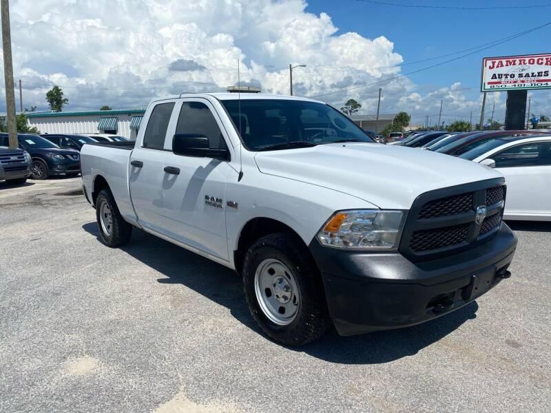 2014 RAM Ram Pickup 1500 for sale at Jamrock Auto Sales of Panama City in Panama City FL