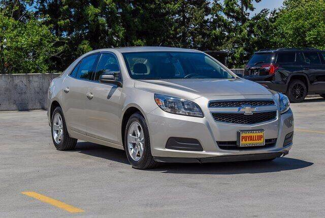 2013 Chevrolet Malibu for sale at Chevrolet Buick GMC of Puyallup in Puyallup WA