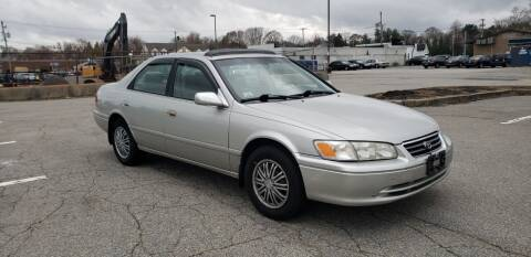 2001 Toyota Camry for sale at iDrive in New Bedford MA