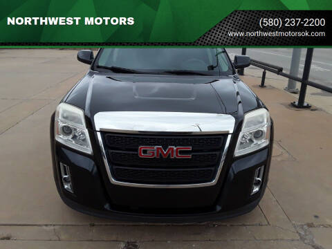 2013 GMC Terrain for sale at NORTHWEST MOTORS in Enid OK