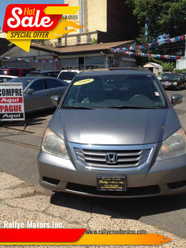2009 Honda Odyssey for sale at Rallye  Motors inc. in Newark NJ