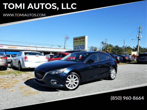 2015 Mazda MAZDA3 for sale at TOMI AUTOS, LLC in Panama City FL