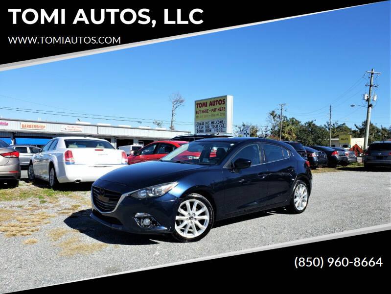 2015 Mazda MAZDA3 for sale at TOMI AUTOS, LLC in Panama City FL