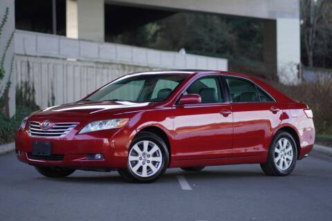 2007 Toyota Camry for sale at TOPLINE AUTO GROUP in Kent WA