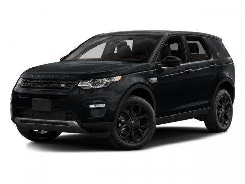 2016 Land Rover Discovery Sport for sale at DAVID McDAVID HONDA OF IRVING in Irving TX