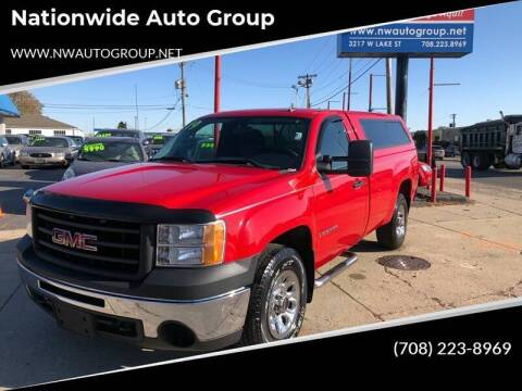 2009 GMC Sierra 1500 for sale at Nationwide Auto Group in Melrose Park IL