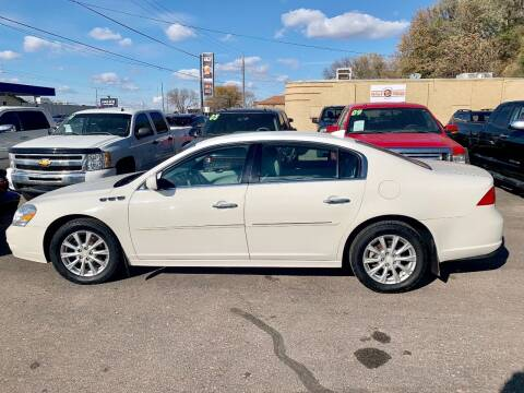 2011 Buick Lucerne for sale at Iowa Auto Sales, Inc in Sioux City IA