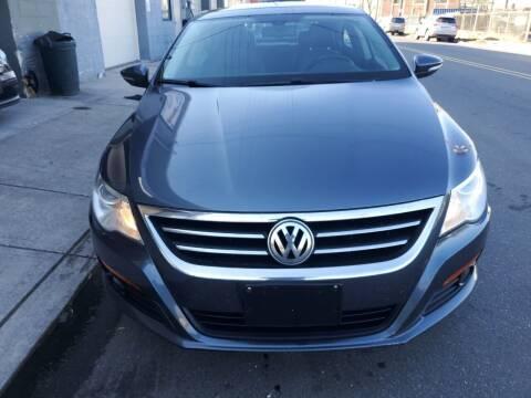 2011 Volkswagen CC for sale at SUNSHINE AUTO SALES LLC in Paterson NJ