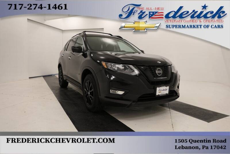 2018 Nissan Rogue for sale at Lancaster Pre-Owned in Lancaster PA