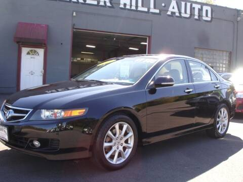 2006 Acura TSX for sale at Meeker Hill Auto Sales in Germantown WI