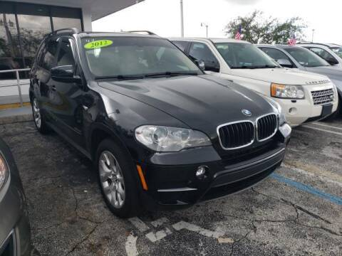 2012 BMW X5 for sale at Mike Auto Sales in West Palm Beach FL