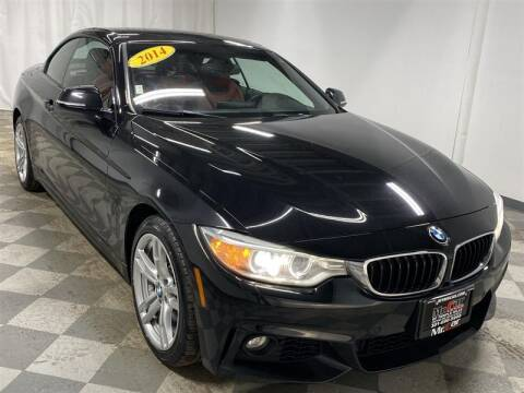 2014 BMW 4 Series for sale at Mr. Car City in Brentwood MD