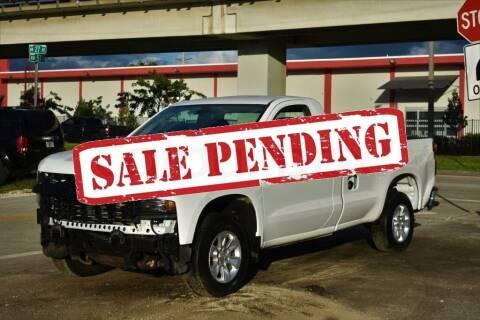 2020 Chevrolet Silverado 1500 for sale at STS Automotive - Miami, FL in Miami FL