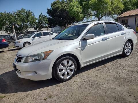 2008 Honda Accord for sale at Larry's Auto Sales Inc. in Fresno CA