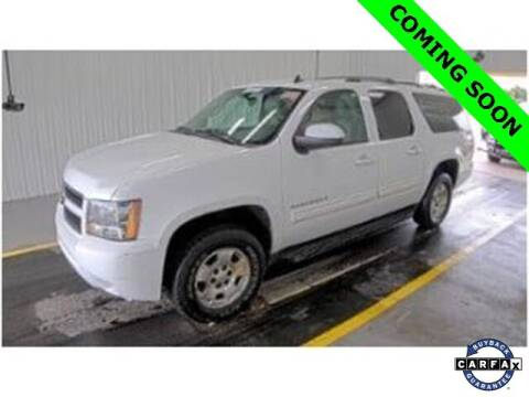 2013 Chevrolet Suburban for sale at LAKESIDE MOTORS, INC. in Sachse TX