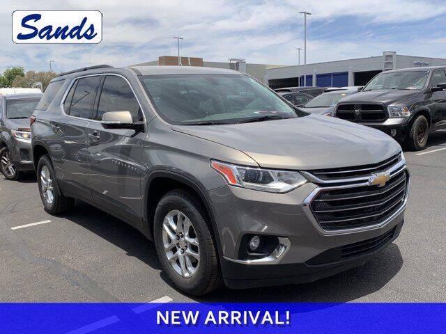 2019 Chevrolet Traverse for sale at Sands Chevrolet in Surprise AZ