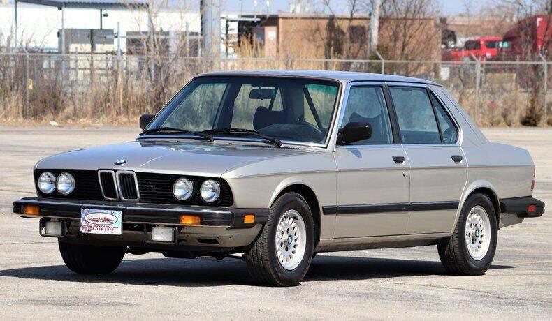 1983 BMW 5 Series for sale in Alsip, IL