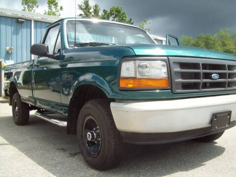 1996 Ford F-150 for sale at Frank Coffey in Milford NH
