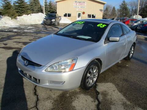 2005 Honda Accord for sale at Richfield Car Co in Hubertus WI