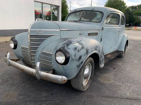 1939 Plymouth Business Coupe for sale at HIGHLINE AUTO LLC in Kenosha WI